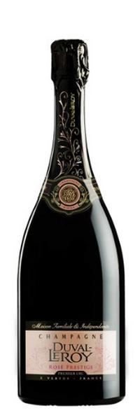 Champagne Rosé 1er Cru Duval Leroy