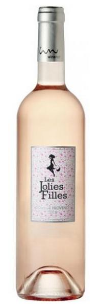 """AOP Côtes de Provence """"Les Jolies filles"""""""