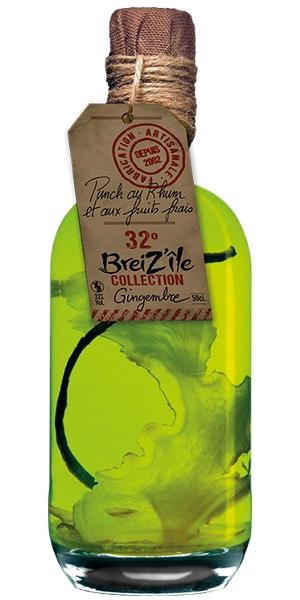 Breiz'île collection gingembre
