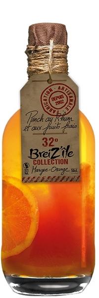 Breiz'île collection mangue orange