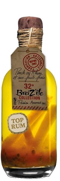 Breiz'île collection passion ananas
