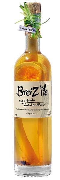 Breiz'île tradition ananas citron